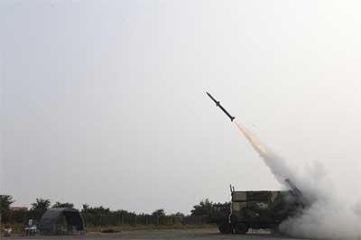 आकाश-एनजी मिसाइल (Akash-NG Missile) : डेली ...