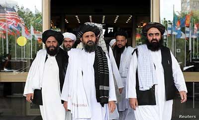 अफ़ग़ानिस्तान में तालिबानी ...