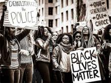 Black Lives Matter movement in America