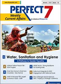 (Download) Dhyeya IAS Perfect - 7 Weekly Magazine - January 2021 (Issue - 2)
