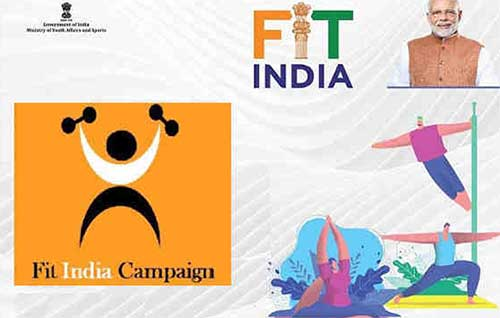 FIT India Movement : Urged People to Stay Healthy - Current Affair ...