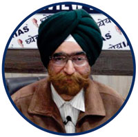 Mr. Manjeet Singh (Retd. IAS - Ex. Secretary Finance, Home)