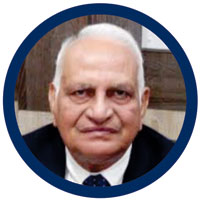 Mr. S K Mishra (Retd. IRS - Ex. Member Revenue Board, Ex. Member CBEC)