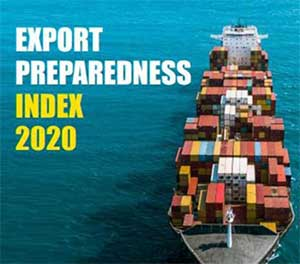 NITI Aayog Releases Report on Export Preparedness Index (EPI) 2020