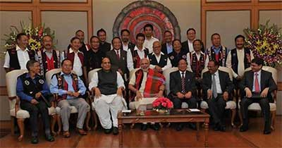 Nagaland State Government Efforts for Naga Peace Talks: Daily ...
