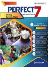 (Download) Dhyeya IAS Perfect - 7 Weekly Magazine - April 2020 (Issue - 1)