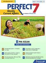 (Download) Dhyeya IAS Perfect - 7 Weekly Magazine - August 2020 (Issue - 4)