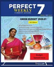(Download) Dhyeya IAS Perfect - 7 Weekly Magazine - February 2020 (Issue - 2)