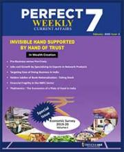 (Download) Dhyeya IAS Perfect - 7 Weekly Magazine - February 2020 (Issue - 3)