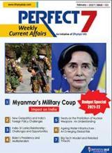 (Download) Dhyeya IAS Perfect - 7 Weekly Magazine - February 2021 (Issue - 3)