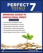 (Download) Dhyeya IAS Perfect - 7 Weekly Magazine - January 2020 (Issue - 3)