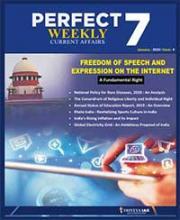 (Download) Dhyeya IAS Perfect - 7 Weekly Magazine - January 2020 (Issue - 4)