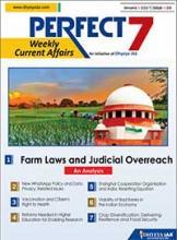 (Download) Dhyeya IAS Perfect - 7 Weekly Magazine - January 2021 (Issue - 4)