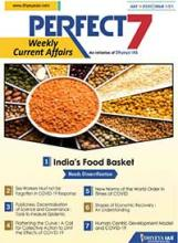 (Download) Dhyeya IAS Perfect - 7 Weekly Magazine - July 2020 (Issue - 1)