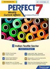 (Download) Dhyeya IAS Perfect - 7 Weekly Magazine - July 2020 (Issue - 2)