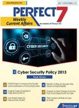 (Download) Dhyeya IAS Perfect - 7 Weekly Magazine - July 2020 (Issue - 3)