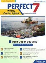(Download) Dhyeya IAS Perfect - 7 Weekly Magazine - June 2020 (Issue - 5)