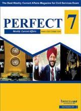 (Download) Dhyeya IAS Perfect - 7 Weekly Magazine - June 2021 (Issue - 4)