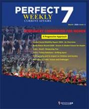 (Download) Dhyeya IAS Perfect - 7 Weekly Magazine - March 2020 (Issue - 1)