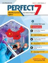 (Download) Dhyeya IAS Perfect - 7 Weekly Magazine - March 2020 (Issue - 2)