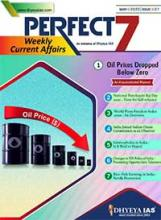 (Download) Dhyeya IAS Perfect - 7 Weekly Magazine - May 2020 (Issue - 1)