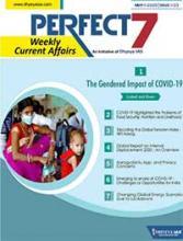 (Download) Dhyeya IAS Perfect - 7 Weekly Magazine - May 2020 (Issue - 3)