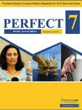 (Download) Dhyeya IAS Perfect - 7 Weekly Magazine - May 2021 (Issue - 3)