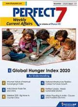 (Download) Dhyeya IAS Perfect - 7 Weekly Magazine - November 2020 (Issue - 1)