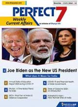 (Download) Dhyeya IAS Perfect - 7 Weekly Magazine - November 2020 (Issue - 2)