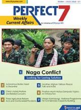 (Download) Dhyeya IAS Perfect - 7 Weekly Magazine - October 2020 (Issue - 1)