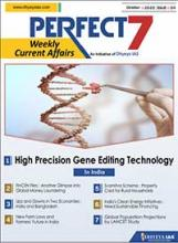 (Download) Dhyeya IAS Perfect - 7 Weekly Magazine - October 2020 (Issue - 4)
