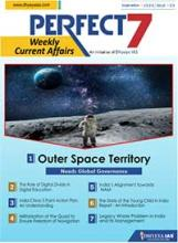 (Download) Dhyeya IAS Perfect - 7 Weekly Magazine - September 2020 (Issue - 4)